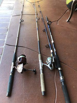 Fishing rod for Sale in Fullerton, CA