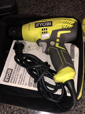Ryobi corded still. Great for small projects. for Sale in Sunrise, FL