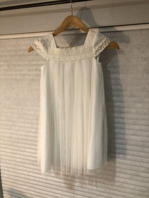 David's Bridal Flower Girl dress, size 7 for Sale in Oakland Park, FL
