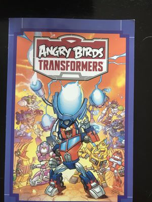 Free! Angry birds books for Sale in Westerville, OH