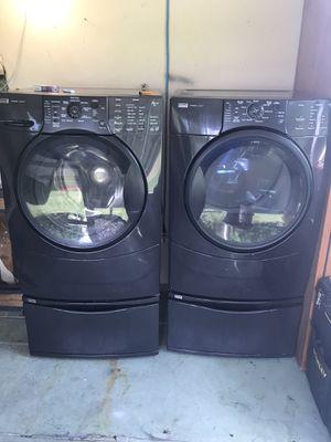 Kenmore Elite QuitePak 9 Washer and Dryer Set for Sale in Pine Ridge, FL