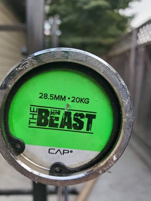 Cap,barbell, Olympic 2 inch for Sale in San Jose, CA