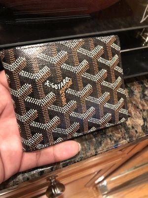 Goyard wallet for Sale in Rockville, MD