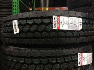 Brand New Tractor Trailer Truck Tires! $50 down no credit check for Sale in LaGrange, GA