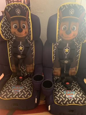 Paw patrol car seats for Sale in Compton, CA