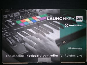 Launchkey 25 Novation for Sale in Anaheim, CA
