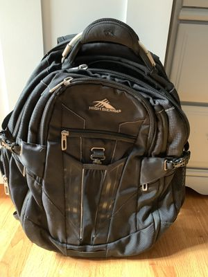 High Sierra Backpack for Sale in Chicago, IL
