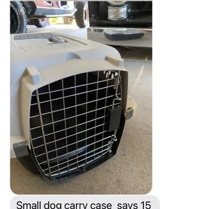 Dog Travel Kennel/crate for Sale in Corona, CA
