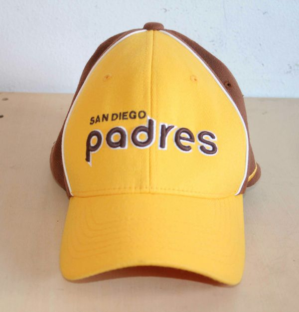 474f8f38af86f San Diego Padres Nike Flexfit Hat Cooperstown Collection for Sale in ...