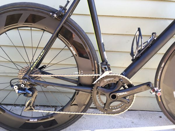 Cannondale CAAD10 54CM Shimano Dura Ace 9100 road bike bicycle Carbon fiber