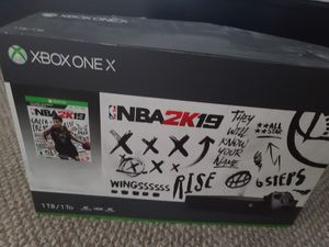 Xbox oneX for Sale in Miami, FL