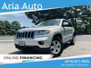 2012 Jeep Grand Cherokee for Sale in Raleigh, NC