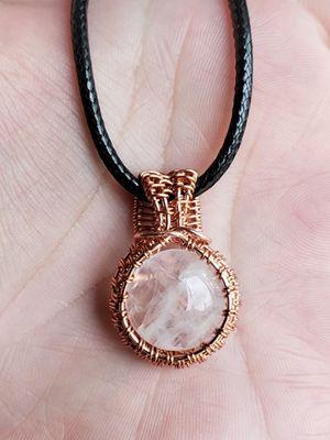 Rainbow moonstone pendant for Sale in Yacolt, WA
