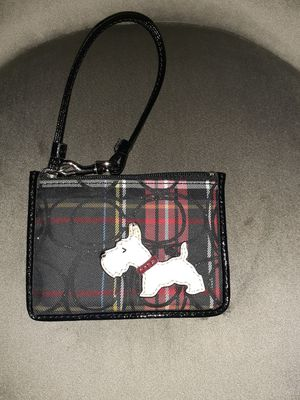Small coach wallet for Sale in Glendale, AZ