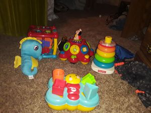 Baby toys for Sale in Saginaw, OR