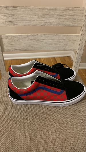 Old skool checker vans for Sale in Annandale, VA