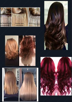 Alt.ered Beauty Mobile Color and Hair Extension services for Sale in Los Angeles, CA