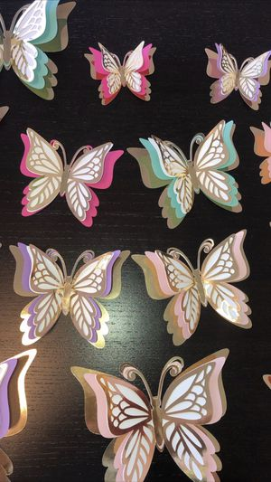 10 butterflies mixed sizes for Sale in Downey, CA