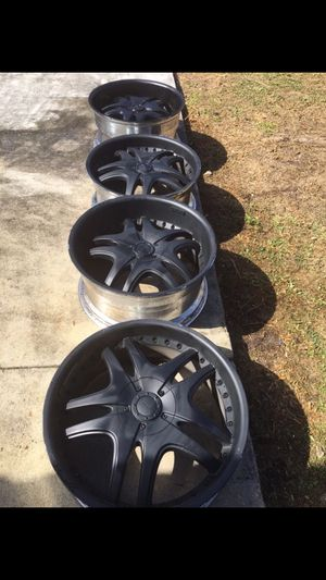 22inch RIMS for Sale in Homestead, FL