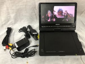 "9"" portable DVD - 2 sets for Sale in South Plainfield, NJ"