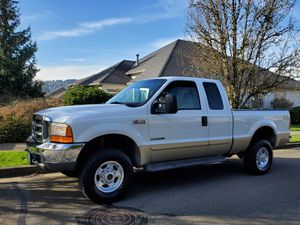 Ford F350 4wd 7.3 diesel XLT Lariat for Sale in Clackamas, OR