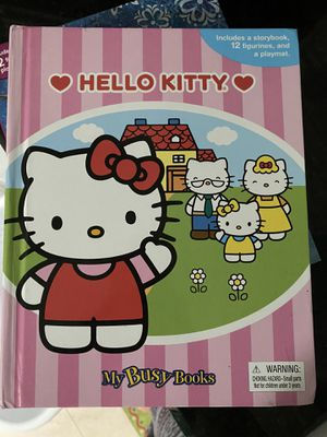 Hello Kitty - My Busy Book for Sale in Scottsdale, AZ