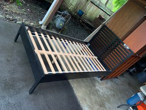 Twin bed frame for Sale in Mukilteo, WA