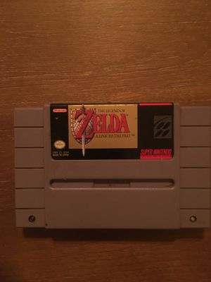 Nintendo Super Nintendo zelda for Sale in Visalia, CA