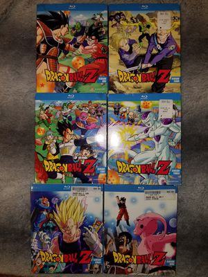 Dragonball Z Blu Ray for Sale in Los Angeles, CA
