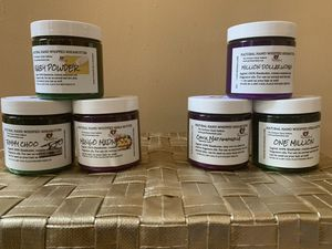 Natural Hand Whipped Shea Butters - variety fragrances for Sale in Accokeek, MD