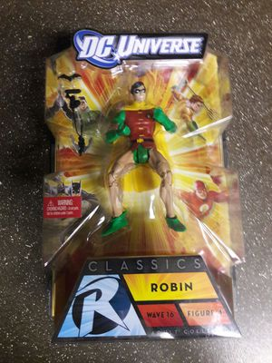DC Universe Classics Robin action figure for Sale in Chandler, AZ