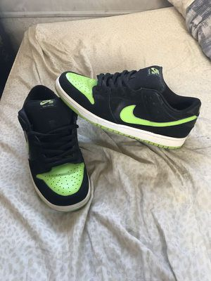Nike Dunk SB Low Neon J Pack sz 12 for Sale in Temple City, CA