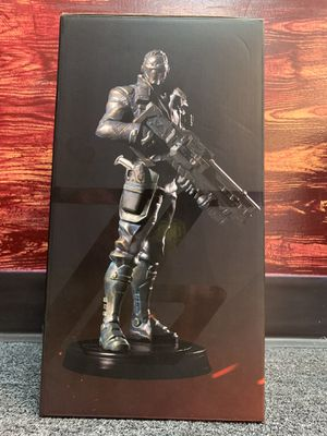 Blizzard Entertainment Limited Collector's Edition Soldier 76 Statue for Sale in Chicago, IL