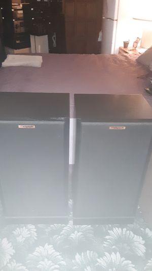 Klipsch Quartet 3-Way Speakers, Excellent Condition! for Sale in Vista, CA