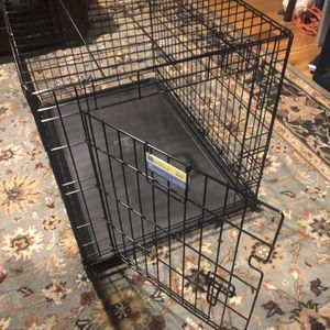 Contour Dog Crate and Cover for Sale in Maplewood, NJ