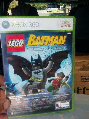 Lego Batman Xbox 360 game for Sale in Prineville, OR