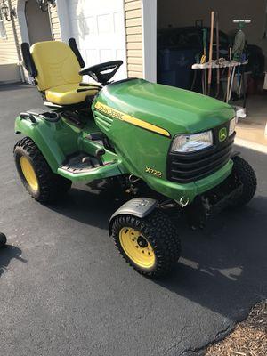 John Deere tractor w/ accessories for Sale in Bloomsburg, PA