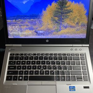 "14.1"" HP Elitebook Business model Laptop Intel Core i5 2.5 GHz vPro, 8GB, SSD, Windows 10 Pro, Office for Sale in Hillsboro, OR"