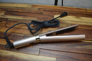 "Horatii Professional 1.25"" hair straightener 2-in-1 curling iron ceramic gold for Sale in Diamond Bar, CA"