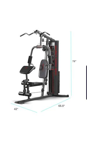 Marcy Home Gym for Sale in Bowie, MD