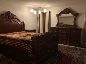 Full Queen Bed Set for Sale in Centreville, VA