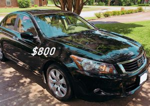 ✅✅💝💲8️OO URGENTLY I'm seling my family car 2OO9 Honda Accord Sedan Super cute and clean in and out.✅✅💕 for Sale in Washington, DC