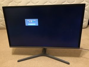 Samsung 28 Inch 4K QLED Monitor (60Hz Refresh) for Sale in Sacramento, CA