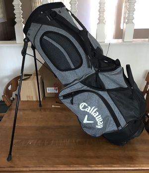 Callaway Stand Golf Bag for Sale in Santee, CA