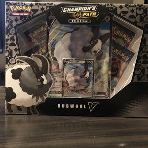 Pokémon TCG Champions Path Dubwool V Box for Sale in Gilbert, AZ
