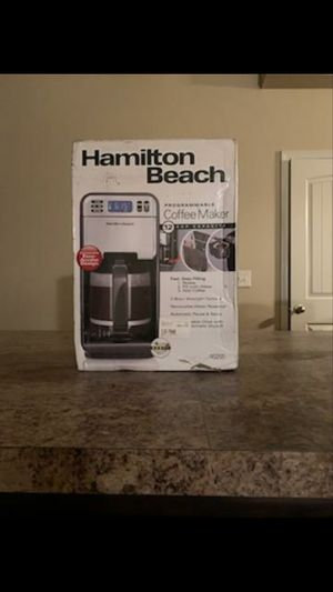 Programmable Coffee Maker. Brand New Never used for Sale in Atlanta, GA