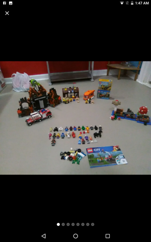 Huge Lego lot for Sale in Peoria, IL