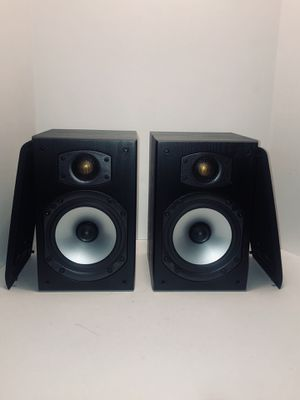 Monitor Audio Bronze B1 Bookshelf Speakers for Sale in San Diego, CA