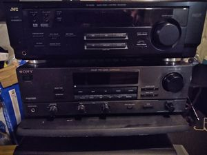 Sony reciever for Sale in Wethersfield, CT
