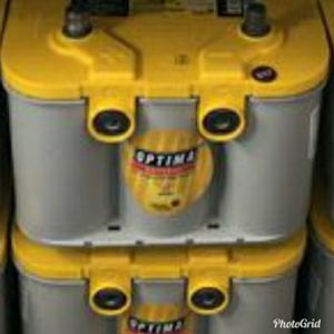 YELLOWTOP BATTERY AGM DEEP CYCLE GEL BATTERIES WE NEED CORE for Sale in Garden Grove, CA